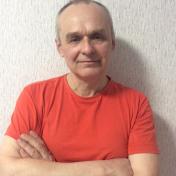 Painter Igor Vinogradov