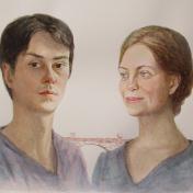 Painter Fedor Usachev