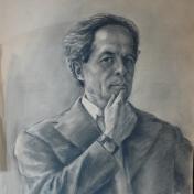 Painter Mahmut Zaripov