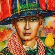 Painter Valentin Chugaev