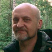 Painter Pavel Korzukhin