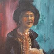 Painter Yurij Kavkazskij