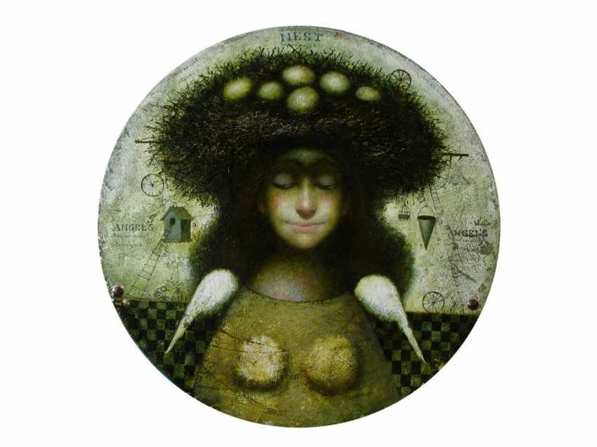 "Sergey Malysh. ""The nest"" - photo 1"