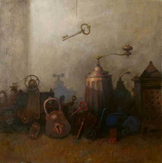 "Sergey Malysh. ""Still life with suspended Key"" - photo 1"