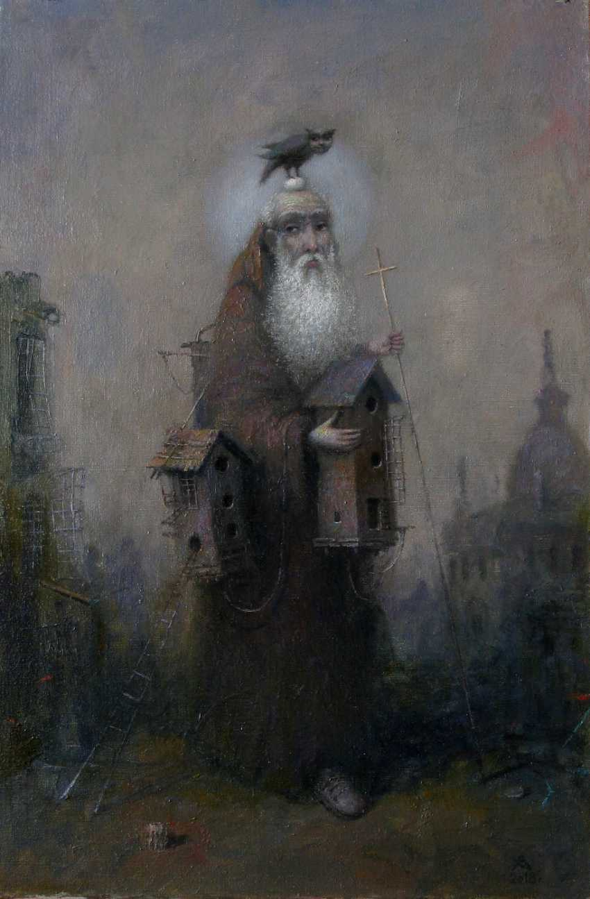"Sergey Malysh. ""The prophet"" - photo 1"