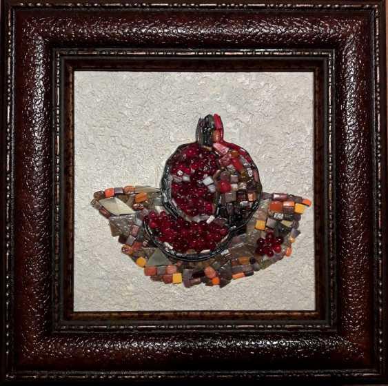 Sergey Maslennikov. Pomegranate with slice - photo 1