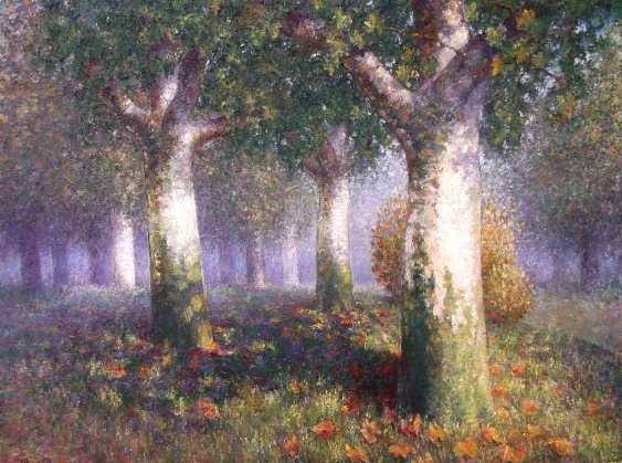 Ivan Dede. THE TREES LIT THE SUN - photo 1
