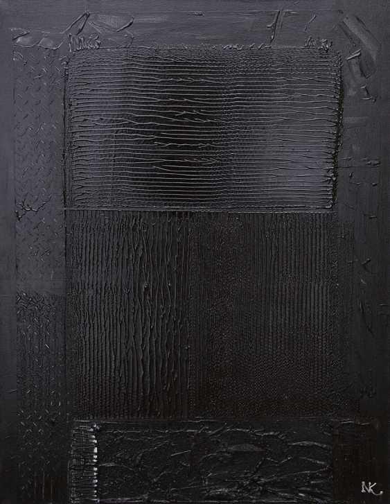 Nerseh Khalatyan. Black composition 2 - photo 1