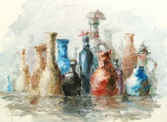 Evgeny Guselnikov. Still life is a 3 - group portrait - photo 1