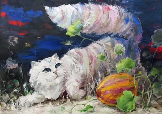 Evgeny Guselnikov. Crouching to fragrant melon - photo 1