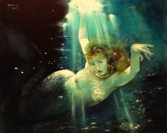 Валерий Петров. Морская принцесса - фото 1
