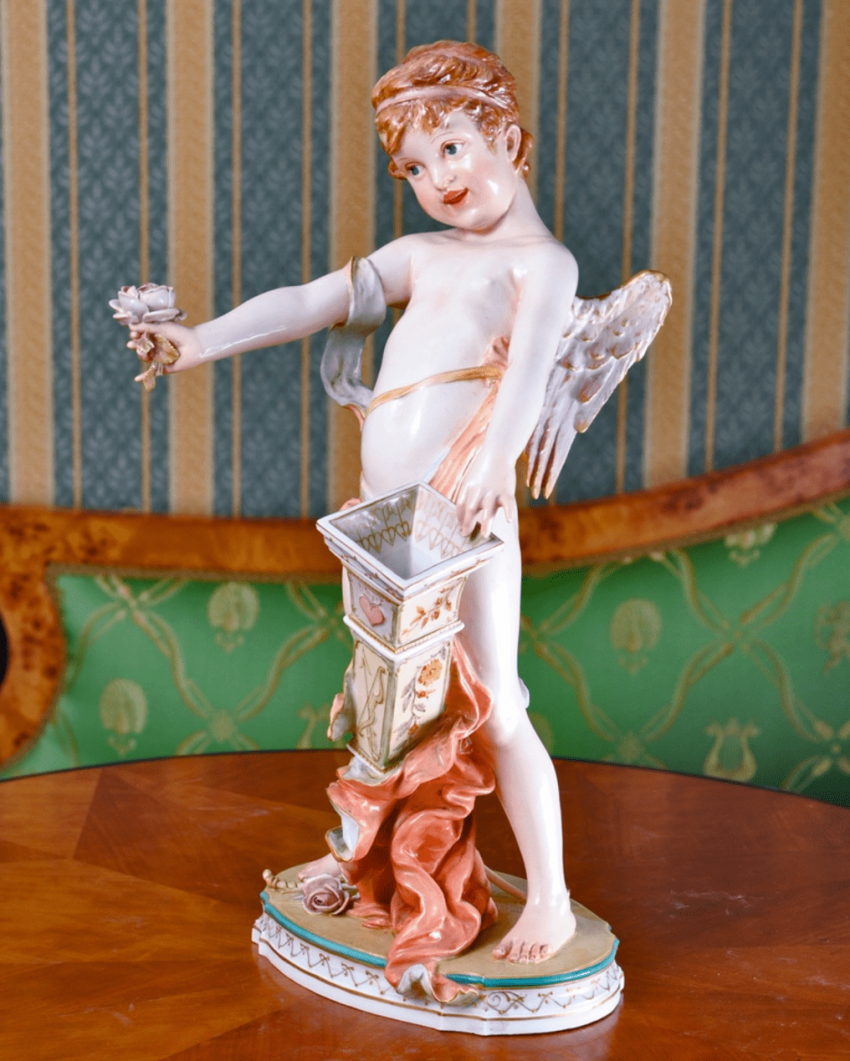 Germany, KPM ( Royal porcelain factory), the end of the XIX century - photo 3