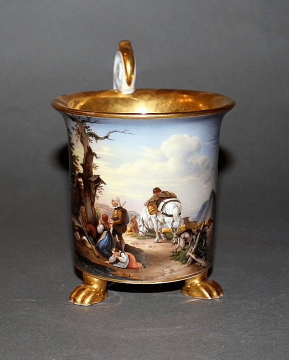 Germany, Royal porcelain manufactory (KPM) - photo 1