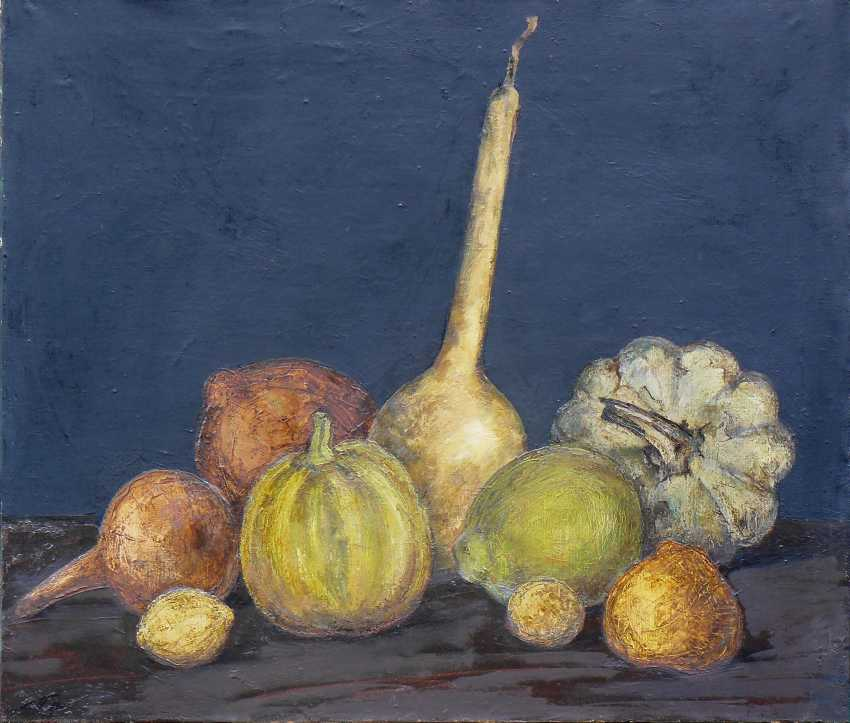 "Sergii Paprotskyi. ""Still life with pumpkins"" - photo 1"