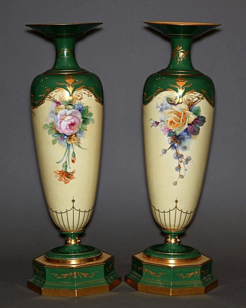 L'allemagne, KRM (Royale de la manufacture de porcelaine), la fin du XIXE siècle - photo 2