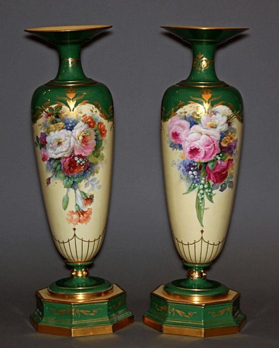 L'allemagne, KRM (Royale de la manufacture de porcelaine), la fin du XIXE siècle - photo 1