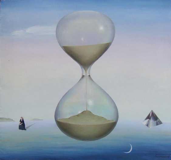 """Nadezda Kasatkina. """"Time for me"""" - photo 1"""
