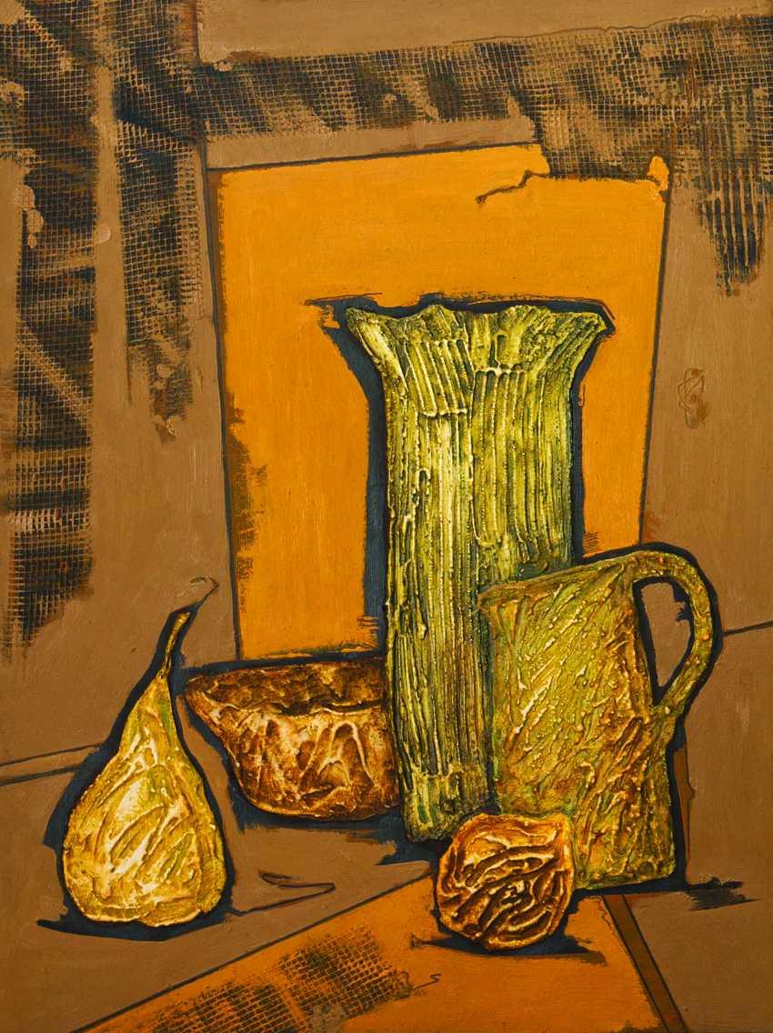 """Sergii Paprotskyi. """"Still life of five objects"""" - photo 1"""