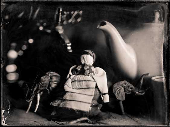 Evgeney Savin. les éléphants avedon photographie - photo 1