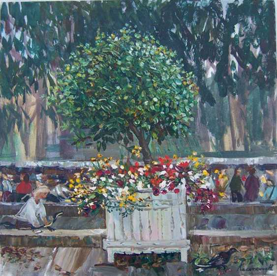 "Nadezda Kasatkina. ""Paris tree"" - photo 1"