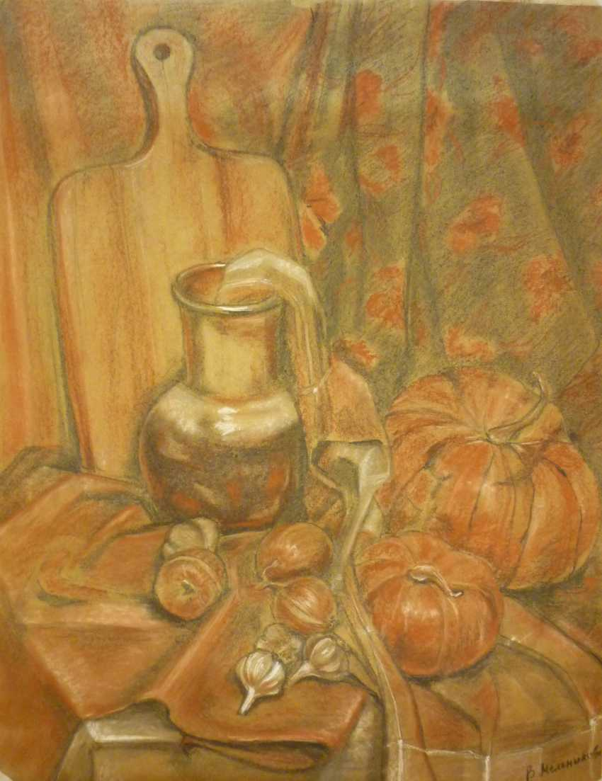"Viktoria Melnikova. ""Autumn still life"" - photo 1"