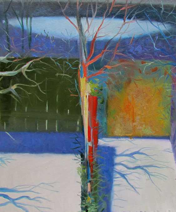 Teimuraz Gagnidze. Winter - photo 1