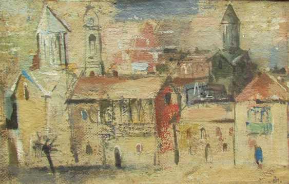 Teimuraz Gagnidze. Old Tbilisi - photo 1