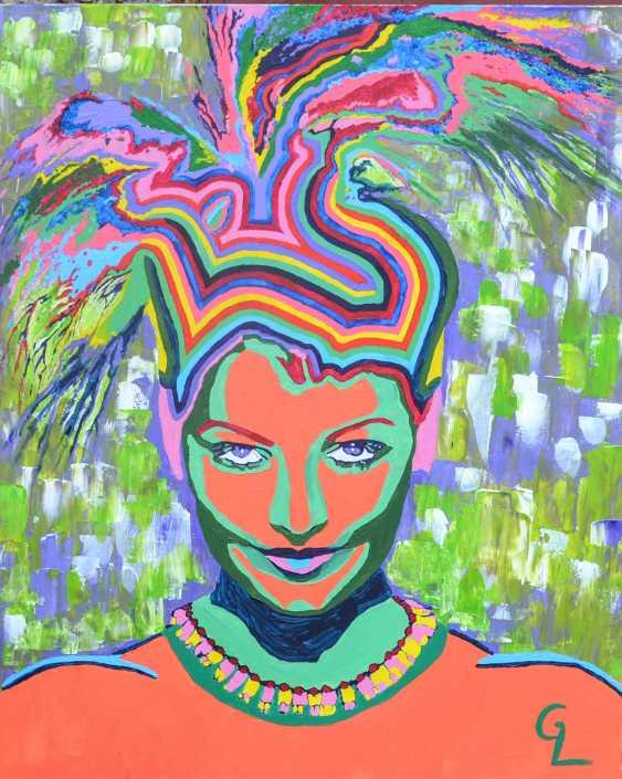 Lyudmyla Goncharuk. Ava Gardner - photo 1