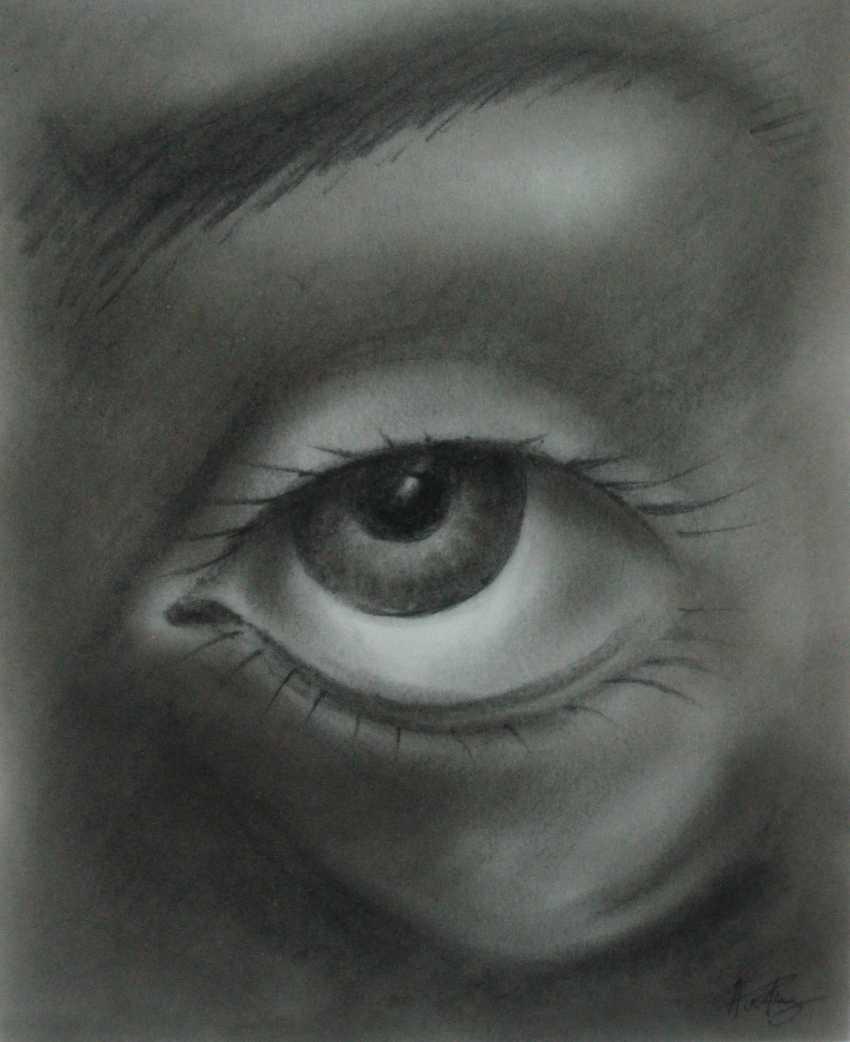 Igor Larin. eyes - photo 1