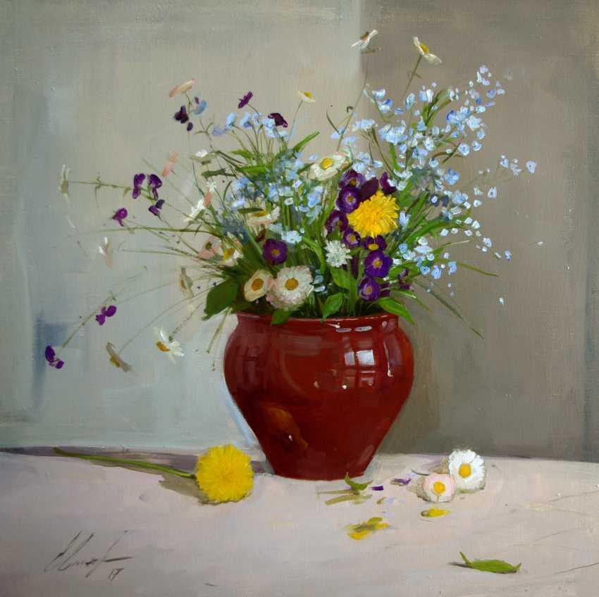 Elmar Magerram. A bouquet of wildflowers - photo 1