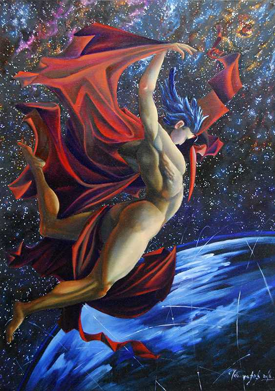 Alexander Chebotaryov. Icarus - photo 1