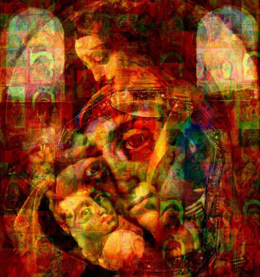 "Arthur Glechan. ""immortal images around us"" - photo 1"