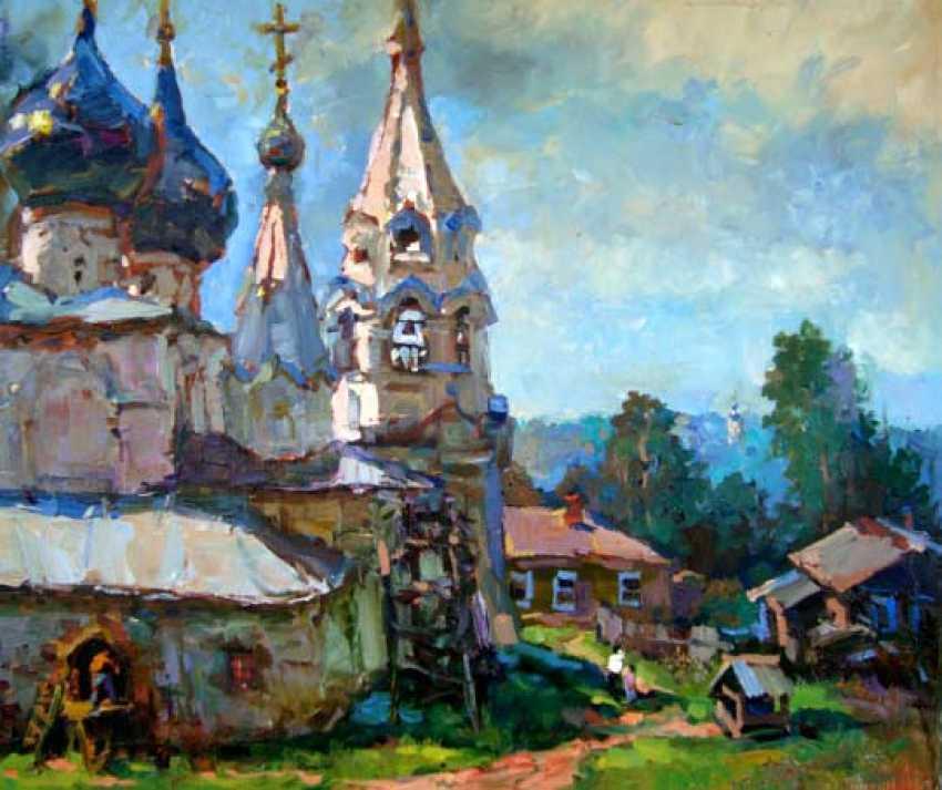 Andrey Mishagin. Krestowosdwischenski - Foto 1