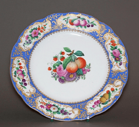 The Imperial porcelain factory, 1840 - 1850-ies - photo 1