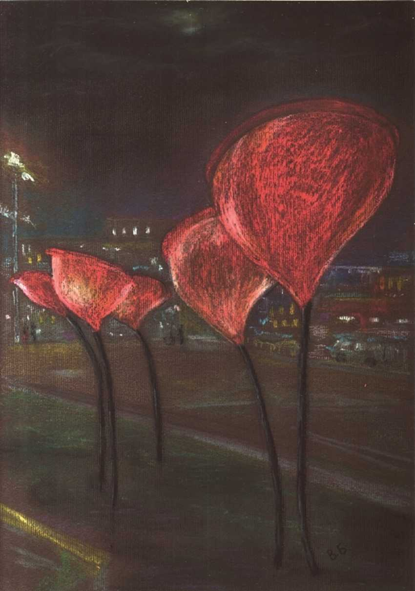 Victoria Buchina. Night. Lights - photo 1