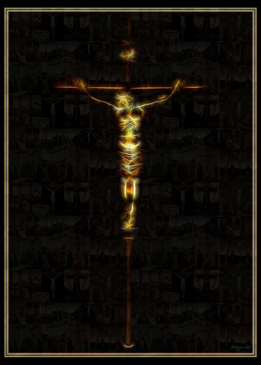 """Christ the unspeakable light"" - photo 1"