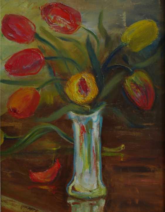 Lyudmyla Cameron. Tulip April - photo 1