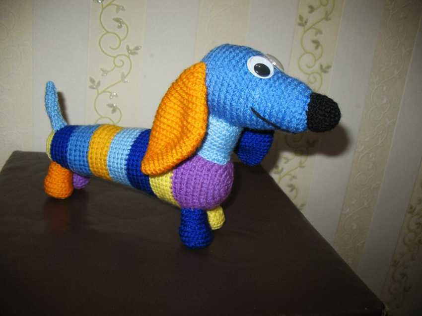 Tatyana Dyuzheva. Dog Dachshund - photo 1
