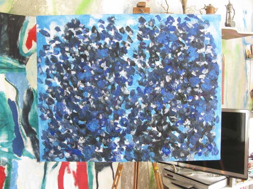Andrey Vishnevskiy. Room 2, blue - photo 2