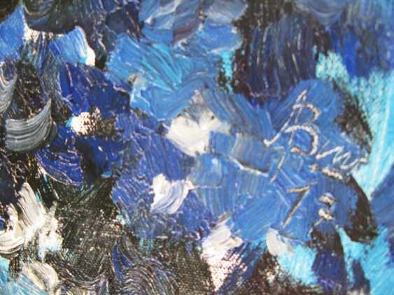 Andrey Vishnevskiy. Room 2, blue - photo 4