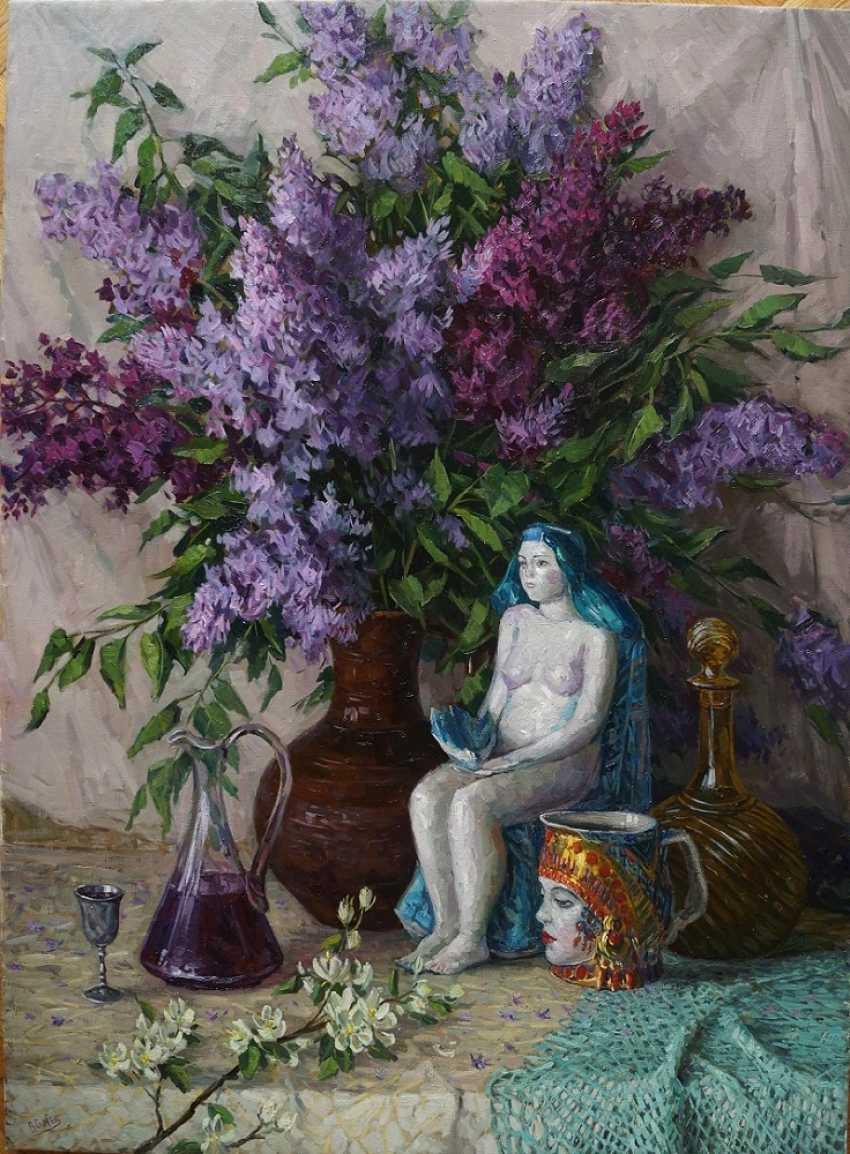 Vasya Sychev. À l'ombre des lilas - photo 1