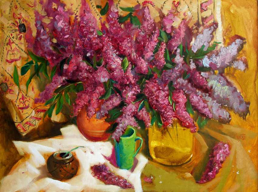 Viacheslav Shulika. Lilac and Calabash - photo 1
