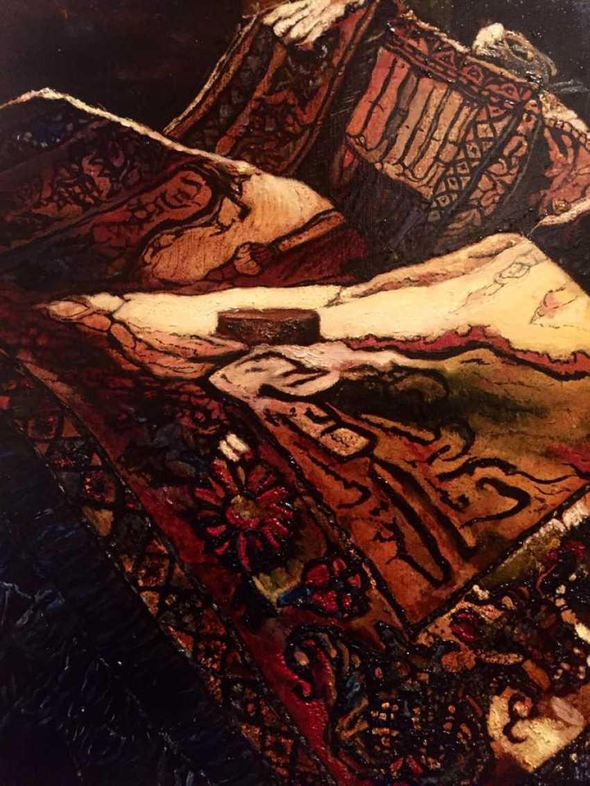 samir kerimoglu. carpet prayer/canamaz - photo 1
