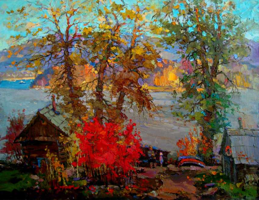 Andrey Mishagin. The house of the old fisherman - photo 1