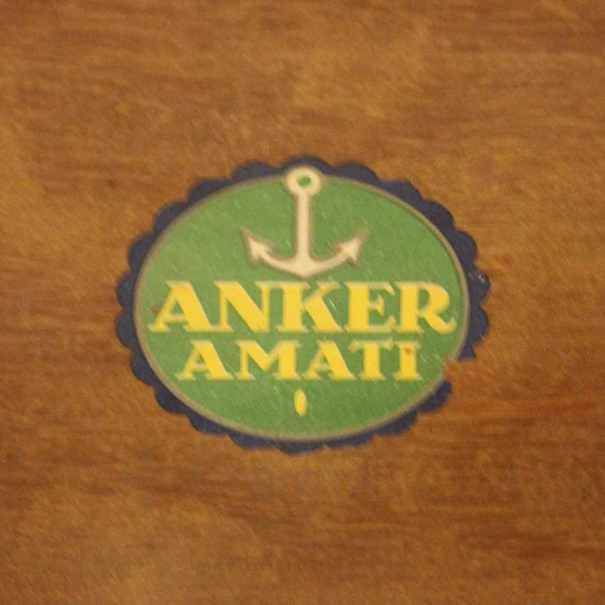 """Large vintage gramophone """"ANKER AMATI"""", Germany, early 20th century - photo 8"""