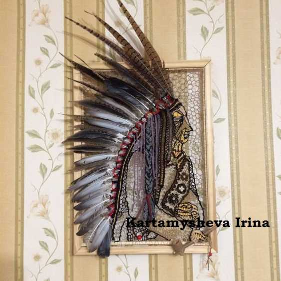 "Irina Kartamysheva. ""Indian"" - photo 1"