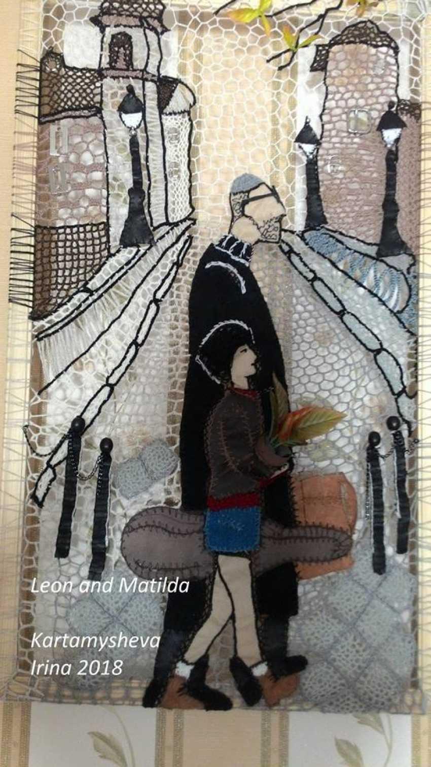 Irina Kartamysheva. Leon and Matilda - photo 1