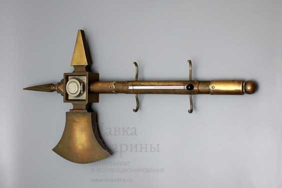 "Table-top device with ink and thermometer ""Hatchet"", Europe - photo 4"