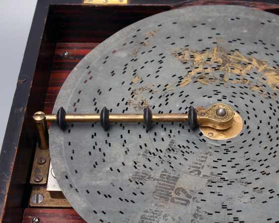 "Antique music box ""Polyphone"", Europe, con. 19th century - photo 5"
