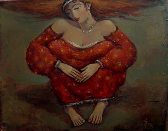 Giorgi Rurua. Girl in red - photo 1